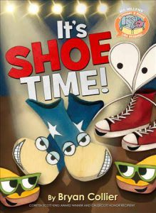 shoe time